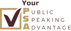 Your Public Speaking Advantage