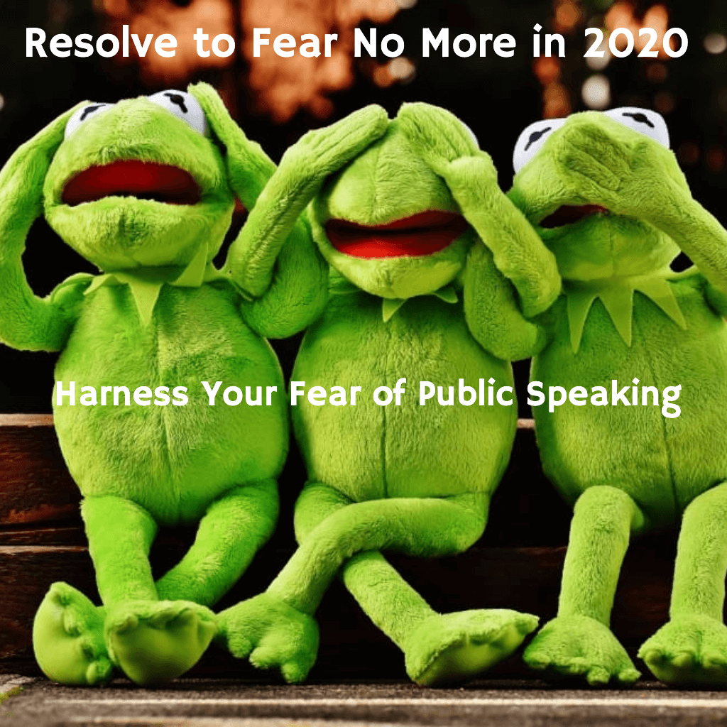 Resolve to Fear No More