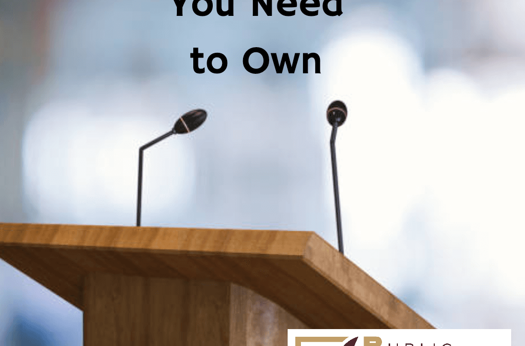 Presentation Skills You Need to Own For Continued Business Success