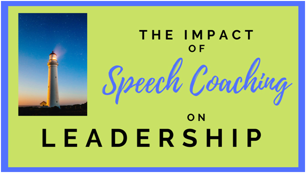 The Impact of Speach Coaching