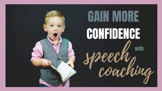 Gain More Confidence With Speech Coaching
